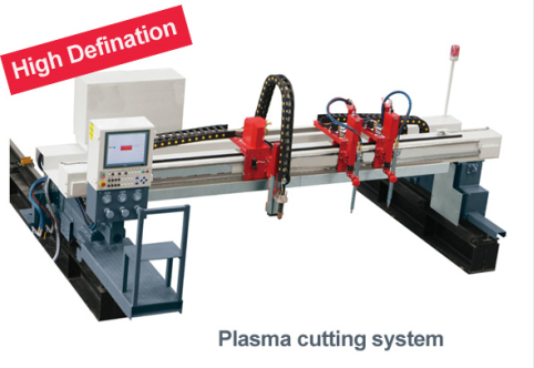 IDIKAR Ultra fine series high precision gantry plasma cutting machine