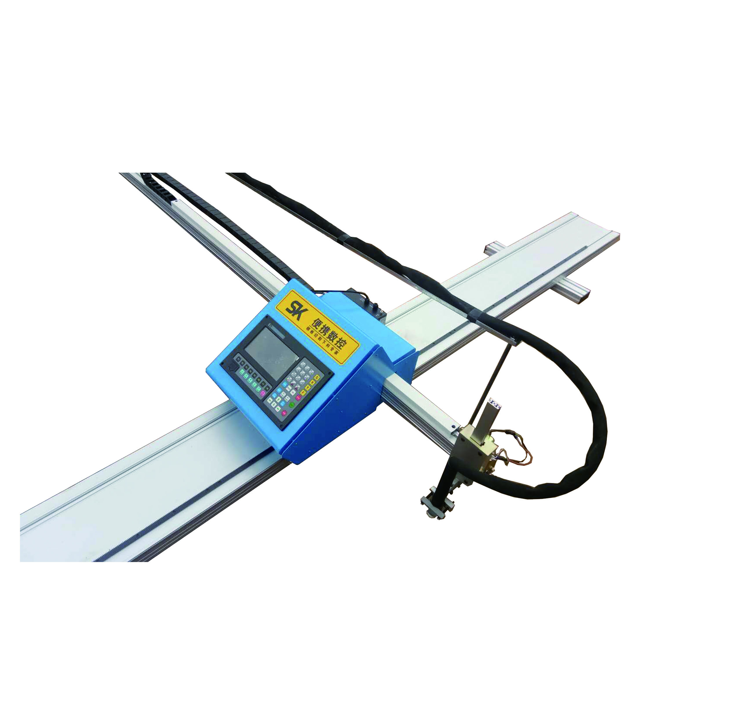 title='IDIKAR SK series portable cnc cutting machine'