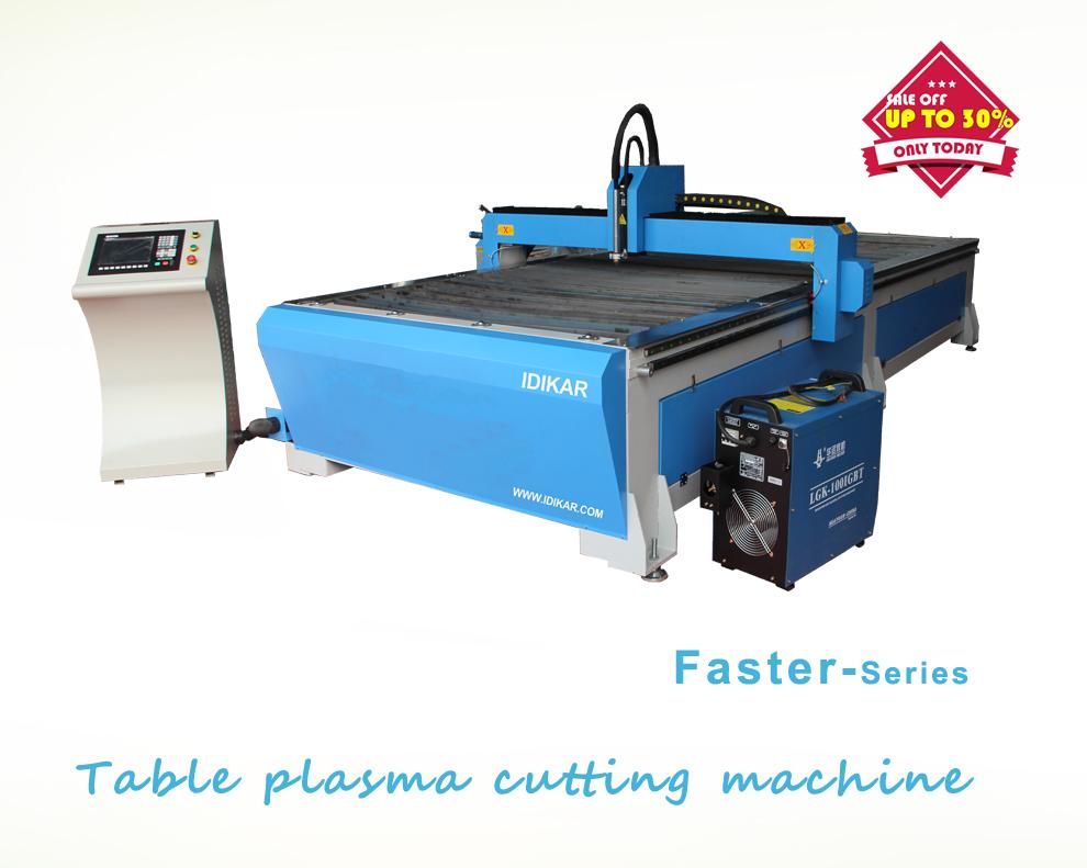 IDIKAR Faster Serise CNC Table Cutting machine