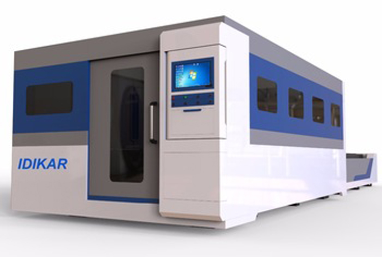 IDIKAR Lighting-T Series Fiber laser cutting machine